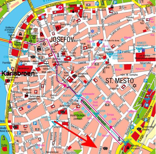 Prag Eksperten Anna Apartment Prag 1